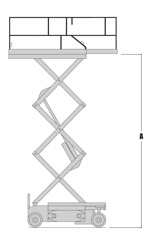 Verticali elettriche VE08